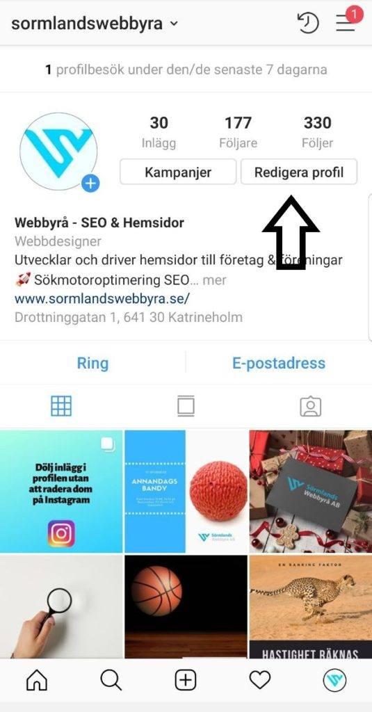 förslag på instagram namn